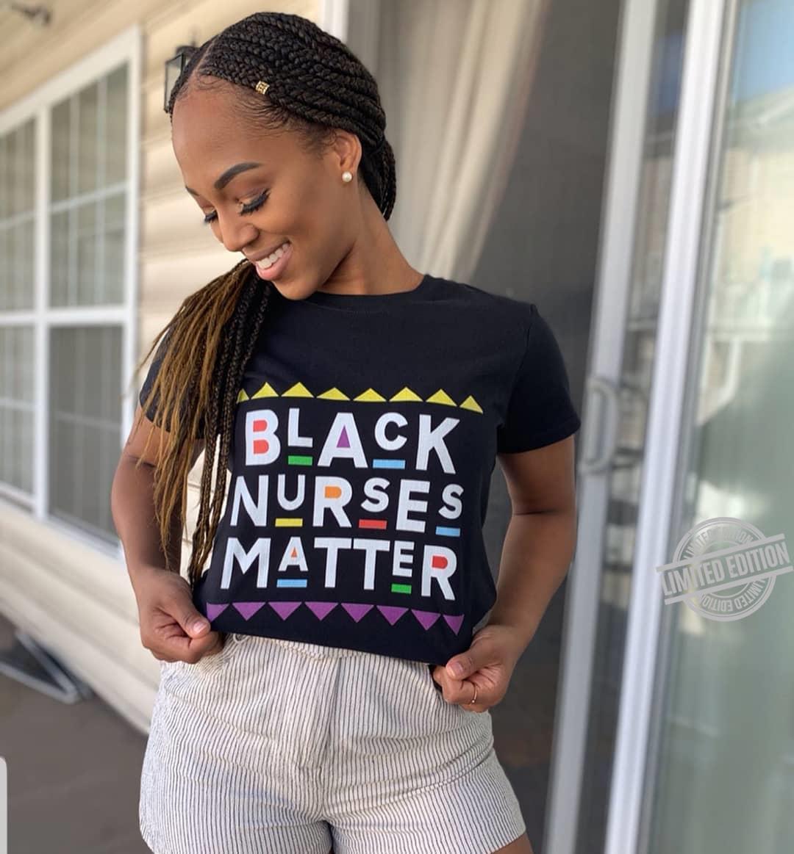 Black Nurses Matter Shirt