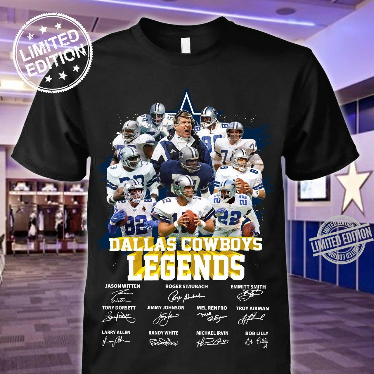 Dallas Cowboys Legends Shirt