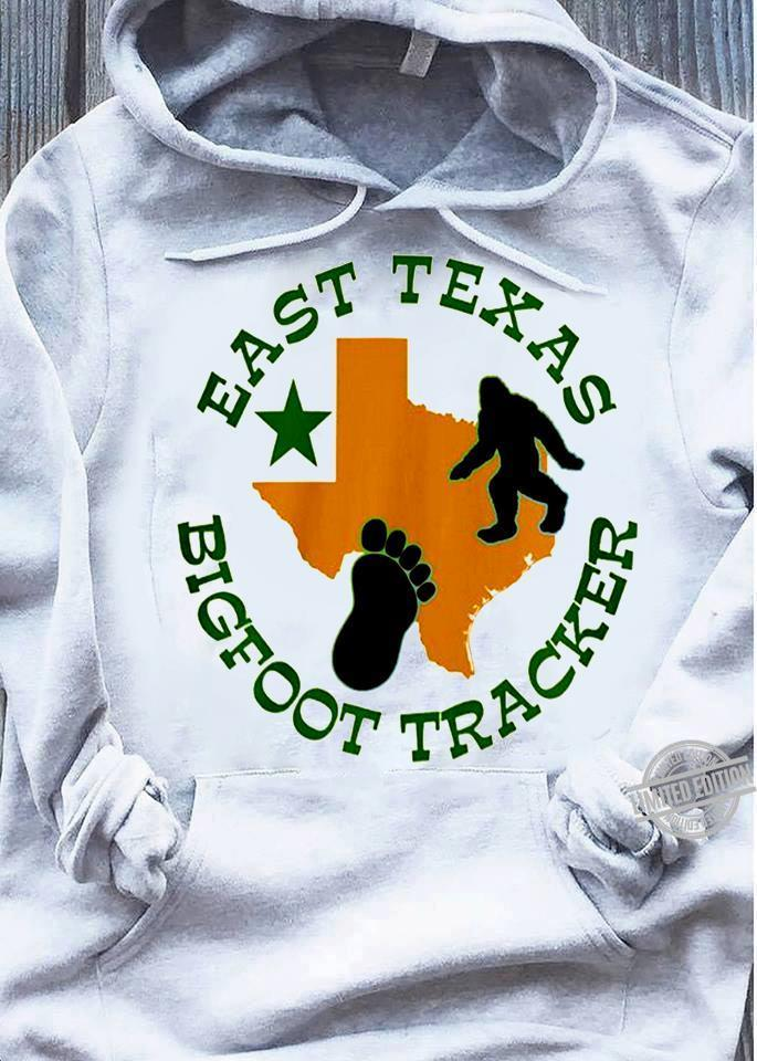 East Texas Bigfoot Tracker Shirt