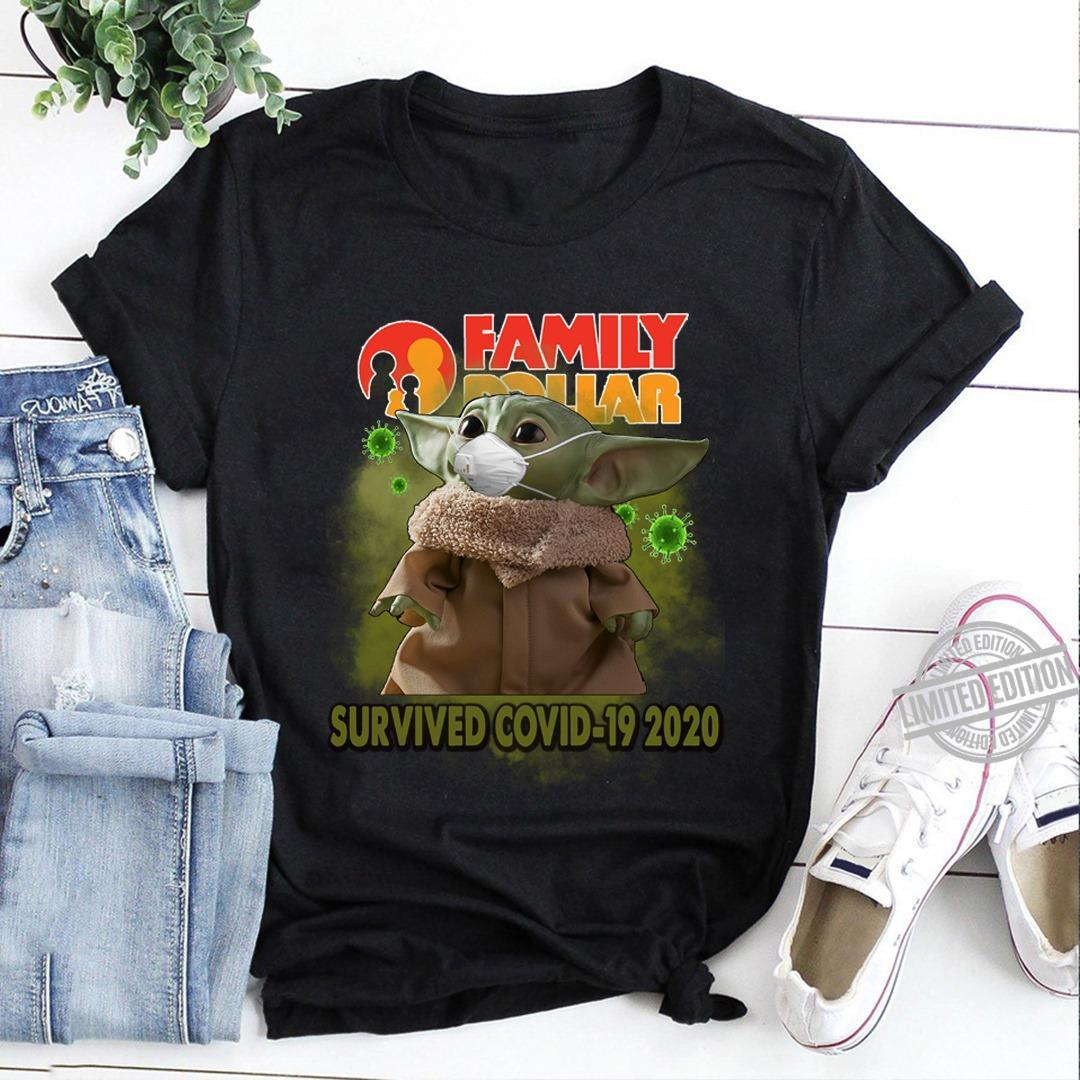 Family Dollar Survived Covid-19 2020 Shirt