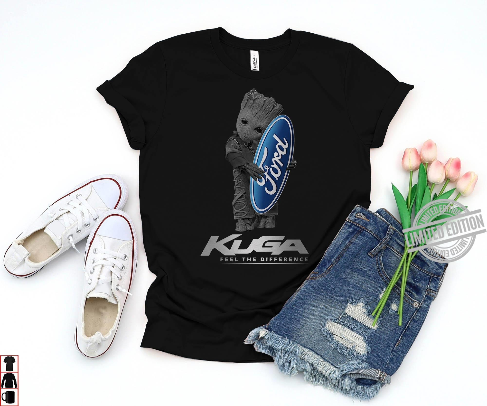 Ford Kuga Feel The Diffence Shirt