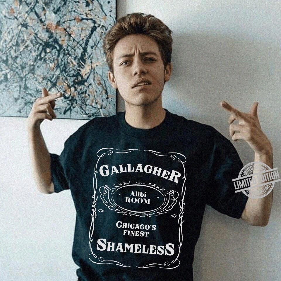 Gallagher Alibi Room Chicago's Finest Shameless Shirt