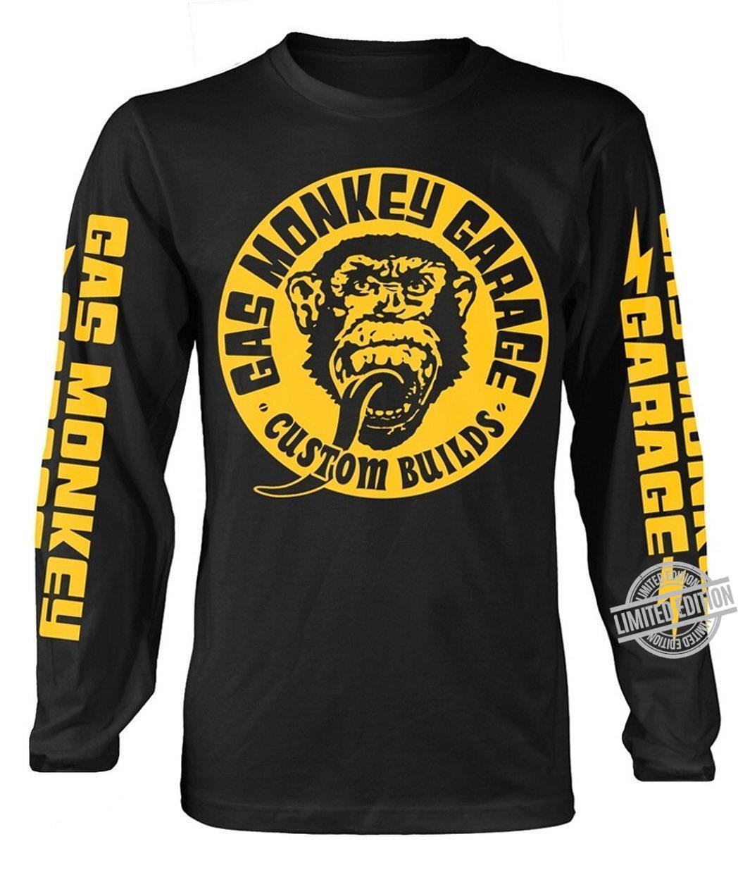 Gas Monkey Garage Custom Builds Shirt
